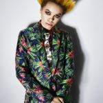 Androgene Color, Alain Pereque, FPA, abcfryzjera.pl, kobiecość, styl, wygolona głowa, artysta, damsko-męskie, kolory włosów, projekty koloryzacji, tekstura, kształt