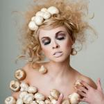 Zabawnie i na wesoło - kulinarne fryzury, Svetlana Fedoseeva