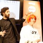 J.7 school od L'Oreal Professionnel - TOP HAIR International Trend & Fashion Days Düsseldorf 2015