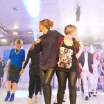 Salon Live 2013 TIGI - pokaz techniczny nowych trendów