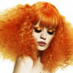 Royal Punk, Sally Rogerson, JR, projektantka, nowoczesna stylistyka, kształt, kolor, projekt, fryzury, makijaż, stylizacja