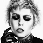 Hunger Driscoll-Price, SUZI, abcfryzjera, McQueen, projektował, Lady GAGA, strzyżenia, style fryzur, mody, projekty