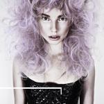 Winter Blues, FPA, SUZI, Zuzanna Sumirska, kolekcja, inspiracja, FRK.03, kontrast, czerń i biel, surowy styl, pudrowe kolory, objętość włosów, projektowanie i wizualizacja