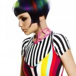 POP, Ch.Benson, J.Rawson, farbowanie panelowe, kontrastowe kolory, koloryzacji, strzyżeń, SUZI, FRK.01, FRK.03