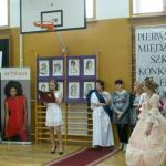 I Międzyszkolny Konkurs Fryzur Historycznych