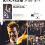 British Hairdresser of the Year 2015, Darren Ambrose D&J Ambrose, Pinner, Middlesex, Photos: Jenny Hands