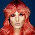 Pigmenty, Darrel Strarkey, osobowość, włosy, fal, konturowanie kolorem, dla FRK.03