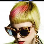 Shogo, retrotic, projektowanie fryzur, sztuczna inteligencja, kolory uzupełniające, pomarańczowe, suzi, FRK.03