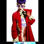 Shogo, retrotic, projektowanie fryzur, sztuczna inteligencja, kolory uzupełniające, czerwone, suzi, FRK.03