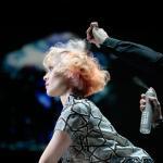Wella-Show - Friseure bewegen - BrockmannundKnoedler, Bundy Bundy & Markus Herrmann -TOP HAIR International 2015