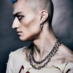 flat top, męskie fryzjerstwo, kolor, stylizacja, FRK.03, Sumirska