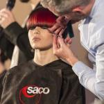 Pokaz techniczny Saco w 2013 - Salon International