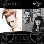 Suzie McGill & Dylan Brittain, Rainbow Room International