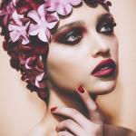 Stacey Whittaker, vintage, swim cap, SUZI, FRK.03, fryzjer, projektowanie, kolor, abcfryzjera.pl, tonacje, barw, natężenie koloru, wizualizacja